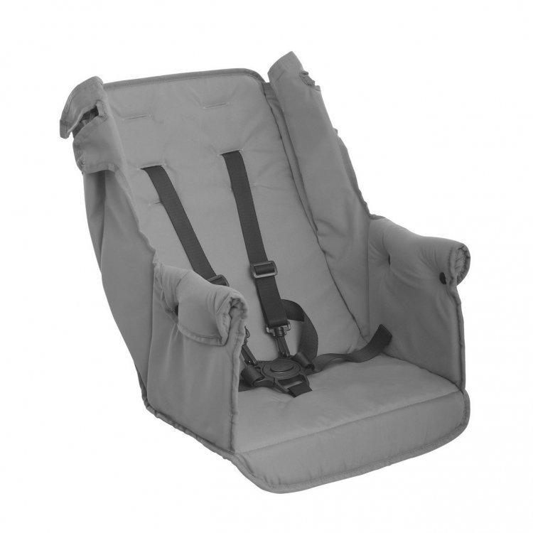 Второе сидение Caboose Too Seat Серый от Joovy.pro