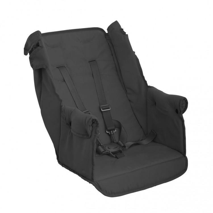 Второе сидение Caboose Too Seat Черный от Joovy.pro
