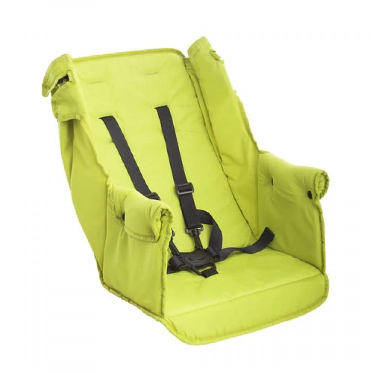 Второе сидение Caboose Too Seat Зеленый от Joovy.pro