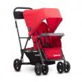 Прогулочная коляска Joovy Caboose Ultralight Graphite красный от Joovy.pro