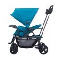 Прогулочная коляска Joovy Caboose Ultralight Graphite голубой от Joovy.pro