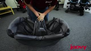 Joovy How-to: Folding and Unfolding the Room
